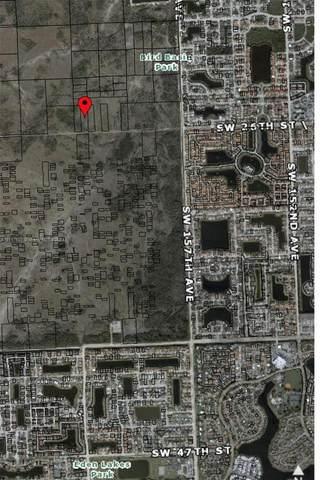 162XX -0141 SW 26 St, Miami, FL 33185 (MLS #A11117501) :: Patty Accorto Team