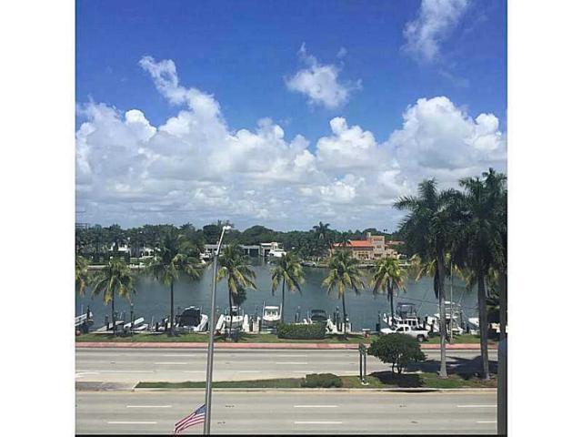 5005 Collins Ave #404, Miami Beach, FL 33140 (MLS #A10183298) :: Grove Properties