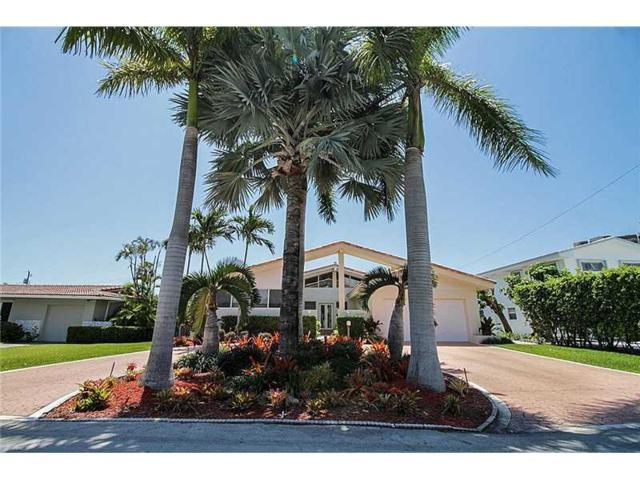 11650 NE 20th Dr, North Miami, FL 33181 (MLS #A10203256) :: Green Realty Properties