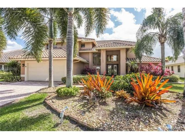 9860 SW 4th St, Plantation, FL 33324 (MLS #A10239766) :: The Teri Arbogast Team at Keller Williams Partners SW
