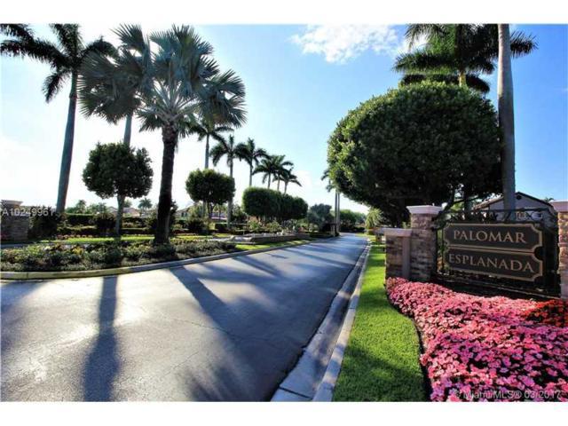 7195 Via Palomar, Boca Raton, FL 33433 (MLS #A10249961) :: The Teri Arbogast Team at Keller Williams Partners SW