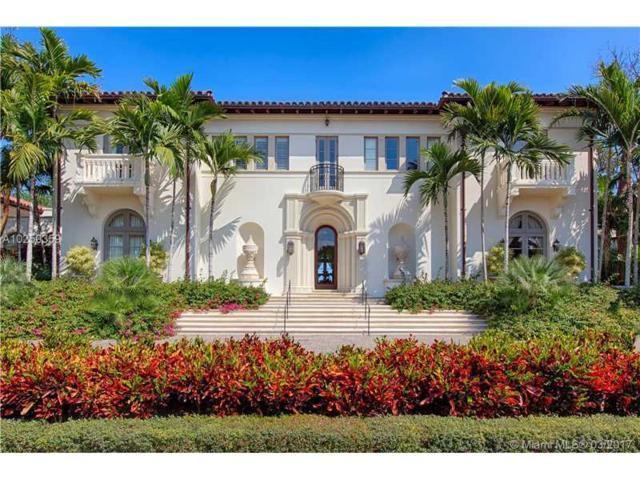 8901 Arvida Ln, Coral Gables, FL 33156 (MLS #A10250359) :: Green Realty Properties