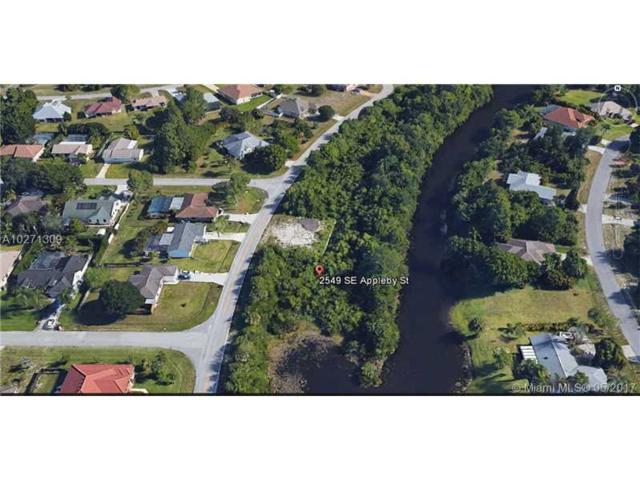 2549 SE Appleby St, Port St. Lucie, FL 34984 (MLS #A10271309) :: The Teri Arbogast Team at Keller Williams Partners SW