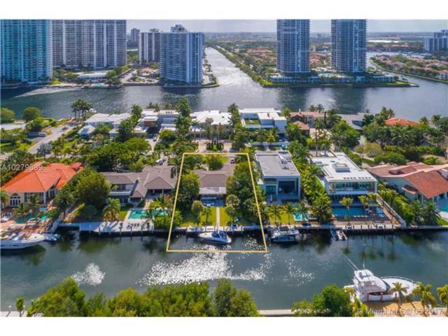 483 Center Island Dr, Golden Beach, FL 33160 (MLS #A10279639) :: Green Realty Properties