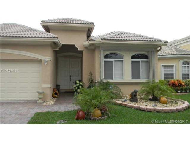 13374 SW 30th St, Miramar, FL 33027 (MLS #A10287431) :: Christopher Tello PA