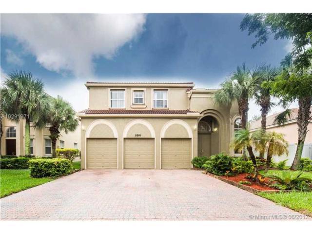 15866 SW 51st Street, Miramar, FL 33027 (MLS #A10291971) :: Christopher Tello PA