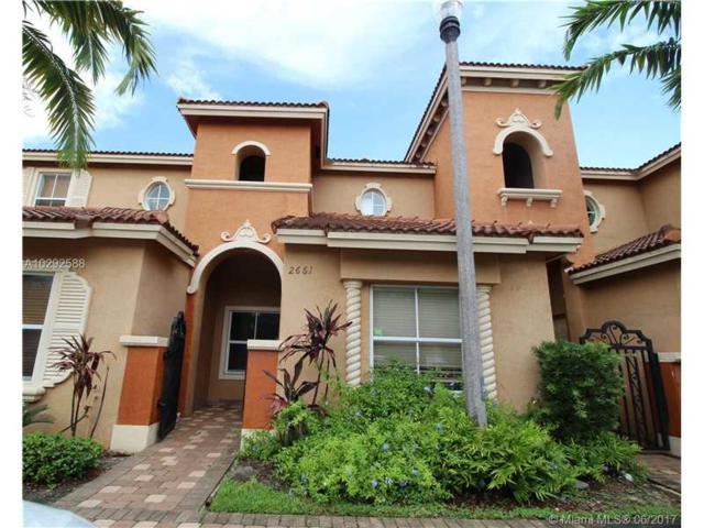 2661 SW 120th Ter 207-2, Miramar, FL 33025 (MLS #A10292588) :: Green Realty Properties