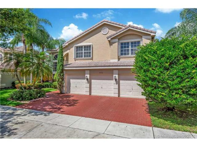 3254 SW 175th Ave, Miramar, FL 33029 (MLS #A10292662) :: Christopher Tello PA