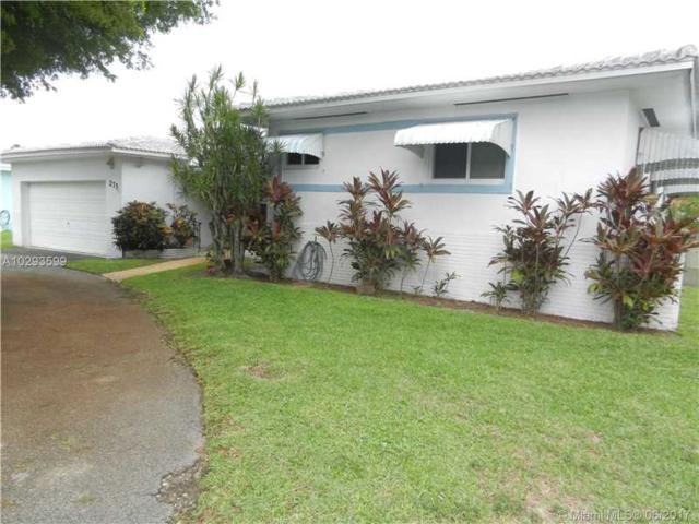 275 Chippewa St, Miami Springs, FL 33166 (MLS #A10293599) :: Green Realty Properties