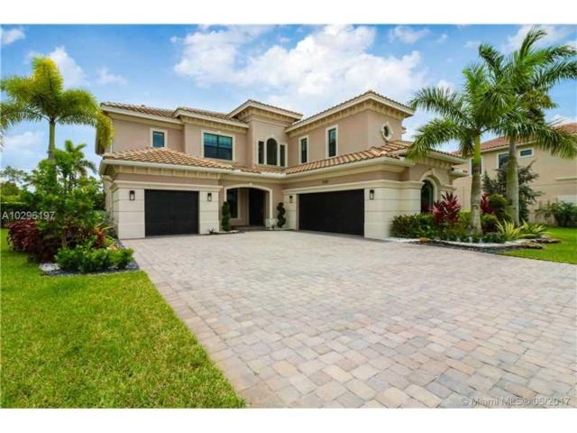 10110 Sweet Bay Ct, Parkland, FL 33076 (MLS #A10296197) :: The Chenore Real Estate Group
