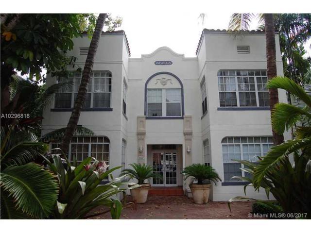 1127 Euclid Ave #206, Miami Beach, FL 33139 (MLS #A10296818) :: The Teri Arbogast Team at Keller Williams Partners SW