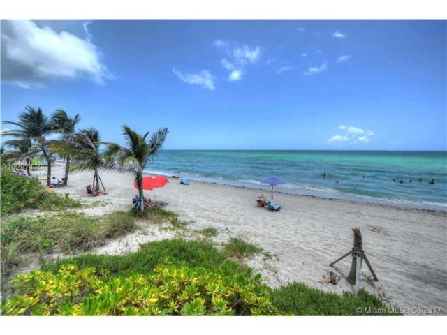 2030 S Ocean Dr #209, Hallandale, FL 33009 (MLS #A10297170) :: RE/MAX Presidential Real Estate Group