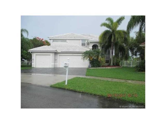 1191 NW 182nd Way, Pembroke Pines, FL 33029 (MLS #A10298132) :: Christopher Tello PA