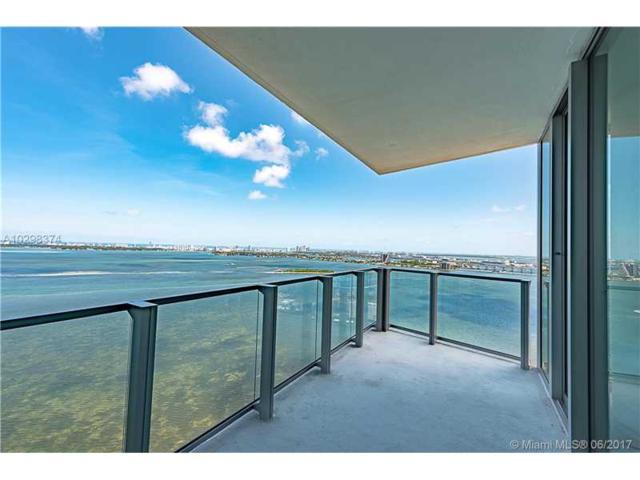 2900 NE 7 AV #3307, Miami, FL 33137 (MLS #A10298374) :: Nick Quay Real Estate Group
