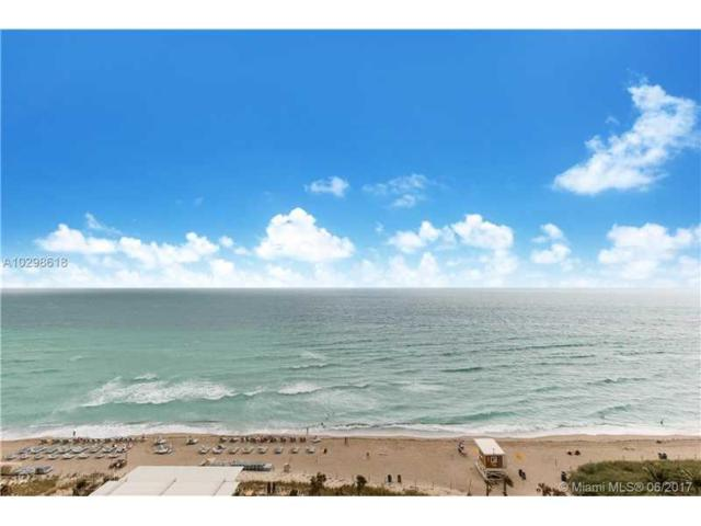 4111 S Ocean Dr #2905, Hollywood, FL 33019 (MLS #A10298618) :: Green Realty Properties