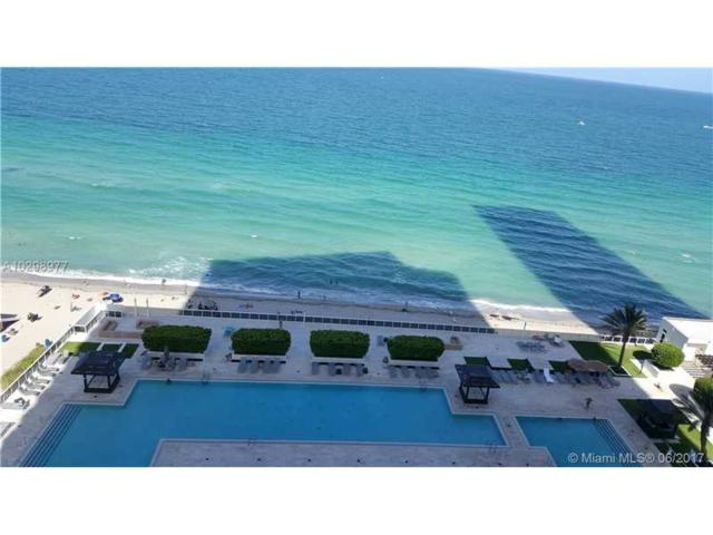 1800 S Ocean Dr #1903, Hallandale, FL 33009 (MLS #A10298977) :: The Chenore Real Estate Group