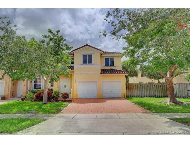 3862 SW 170th Ave #0, Miramar, FL 33027 (MLS #A10299141) :: The Chenore Real Estate Group