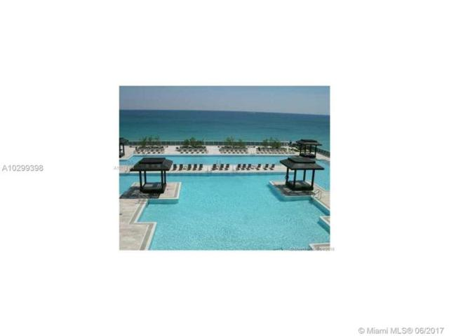 1850 S Ocean Dr #3107, Hallandale, FL 33009 (MLS #A10299398) :: The Chenore Real Estate Group