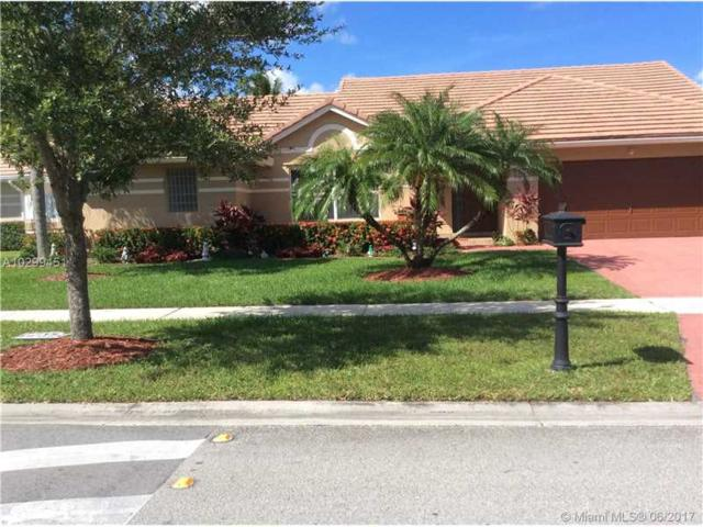 16203 NW 8th Dr, Pembroke Pines, FL 33028 (MLS #A10299451) :: Green Realty Properties