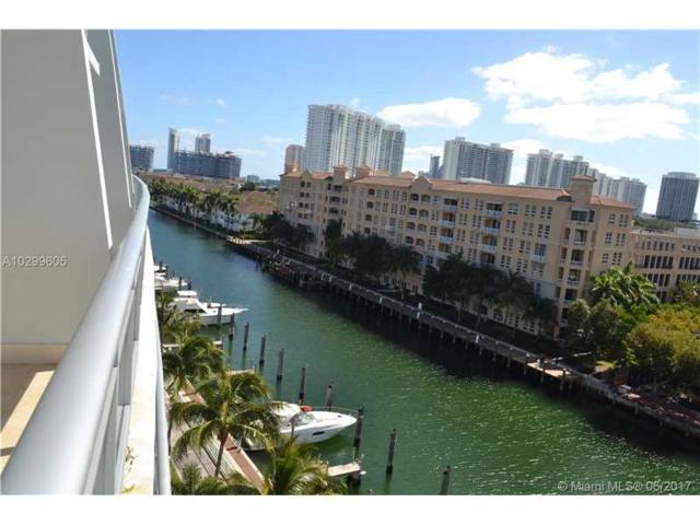 2950 NE 188 ST #502, Aventura, FL 33160 (MLS #A10299605) :: RE/MAX Presidential Real Estate Group