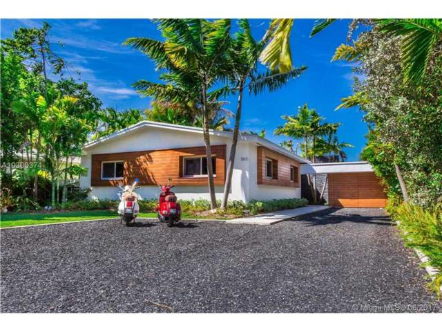 1865 Daytonia Rd, Miami Beach, FL 33141 (MLS #A10300374) :: Nick Quay Real Estate Group