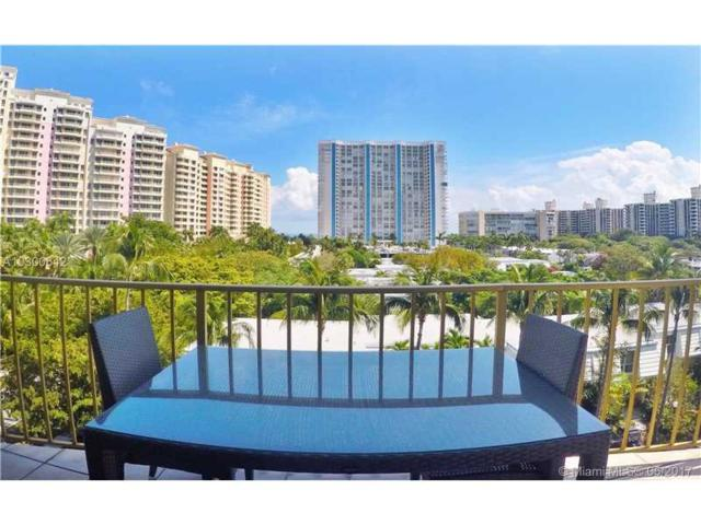 210 Sea View Dr #612, Key Biscayne, FL 33149 (MLS #A10300642) :: The Riley Smith Group