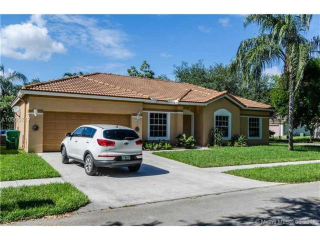 10467 SW 18th St, Miramar, FL 33025 (MLS #A10300717) :: Christopher Tello PA