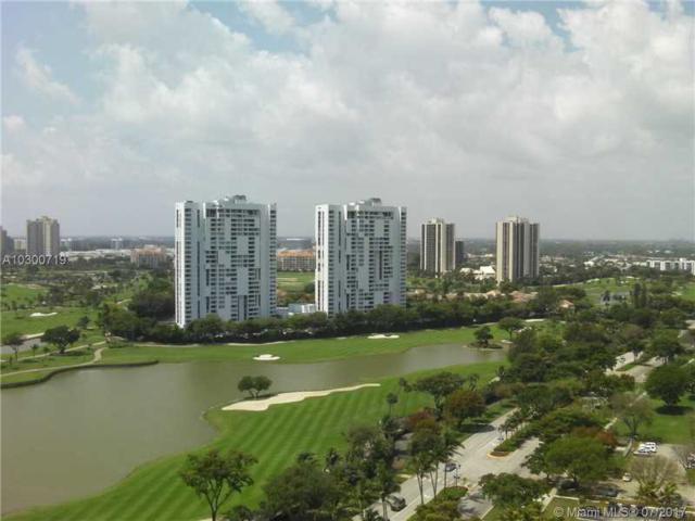 3675 N Country Club Dr #2205, Aventura, FL 33180 (MLS #A10300719) :: Green Realty Properties