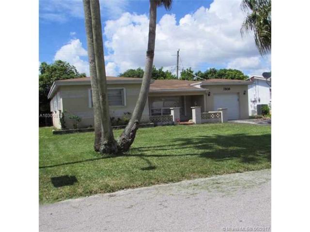 7808 Lasalle Blvd, Miramar, FL 33023 (MLS #A10300818) :: Christopher Tello PA