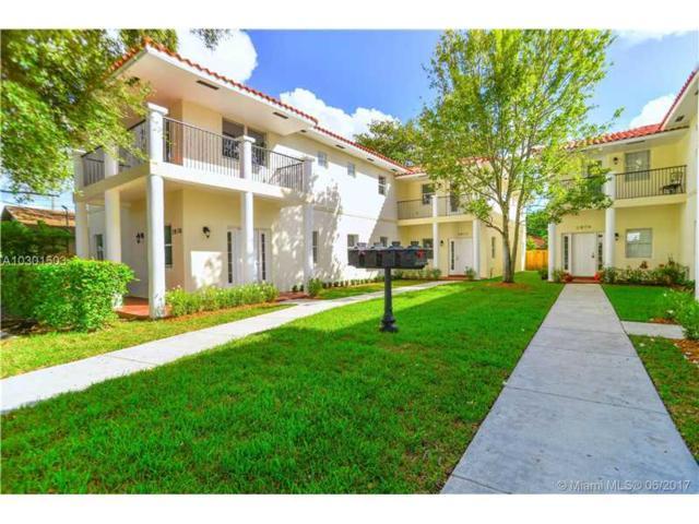 2870 SW 21 ST #2870, Miami, FL 33145 (MLS #A10301503) :: The Riley Smith Group