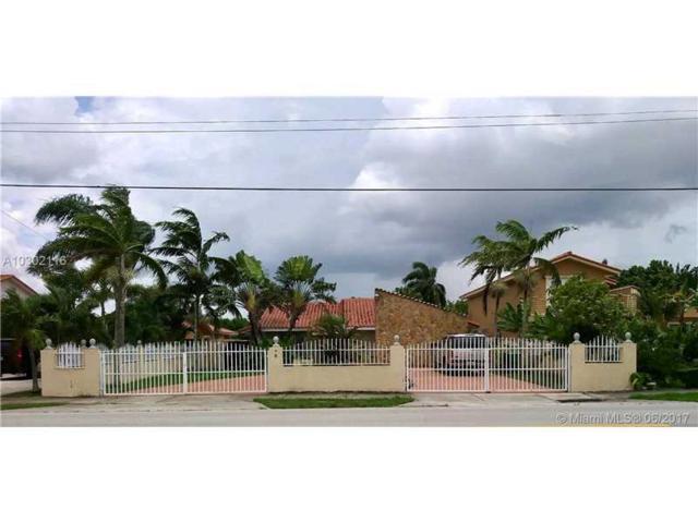 3011 SW 117th Ave, Miami, FL 33175 (MLS #A10302116) :: Christopher Tello PA