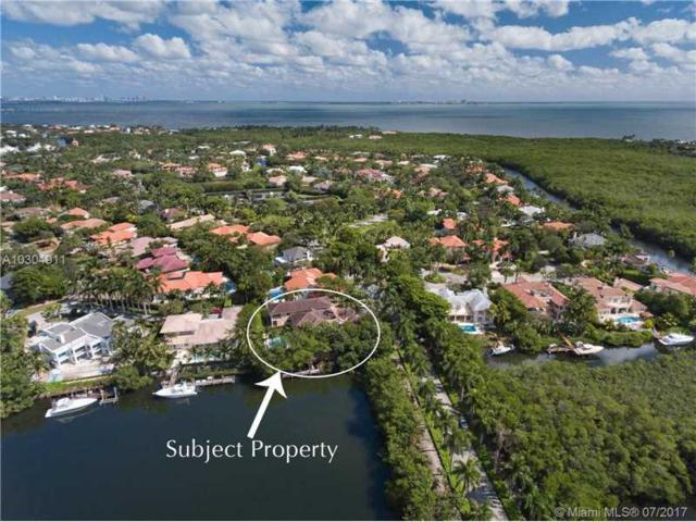 198 Isla Dorada Bl, Coral Gables, FL 33143 (MLS #A10304911) :: The Paiz Group