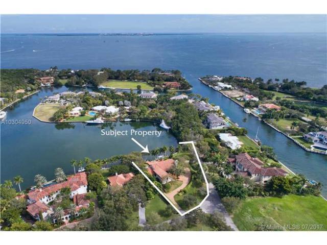135 Leucadendra Dr, Coral Gables, FL 33156 (MLS #A10304950) :: Green Realty Properties