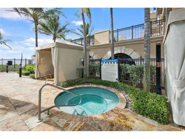 4445 El Mar Drive #2404, Lauderdale By The Sea, FL 33308 (MLS #A10306009) :: The Teri Arbogast Team at Keller Williams Partners SW