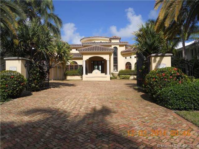 310 S Parkway, Golden Beach, FL 33160 (MLS #A10309422) :: Green Realty Properties