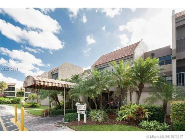 240 Lakeview Dr #312, Weston, FL 33326 (MLS #A10313881) :: Green Realty Properties
