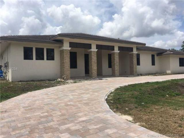 13160 SW 28th Pl, Davie, FL 33330 (MLS #A10314254) :: Green Realty Properties