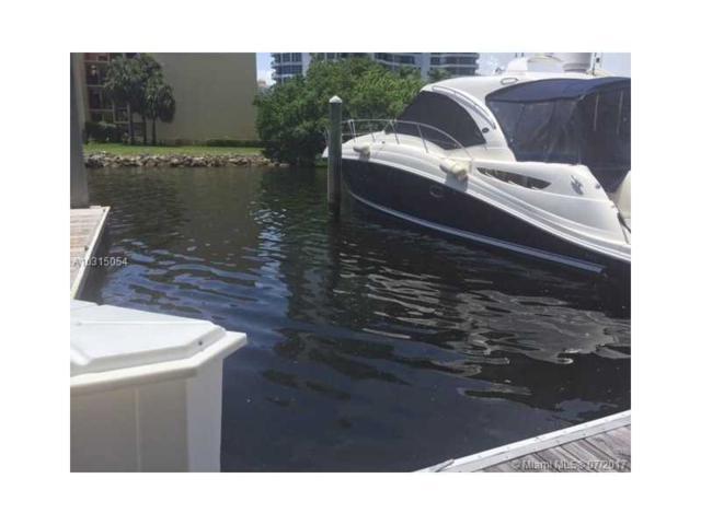 3575 Mystic Pointe Dr Sli, Aventura, FL 33180 (MLS #A10315054) :: Green Realty Properties