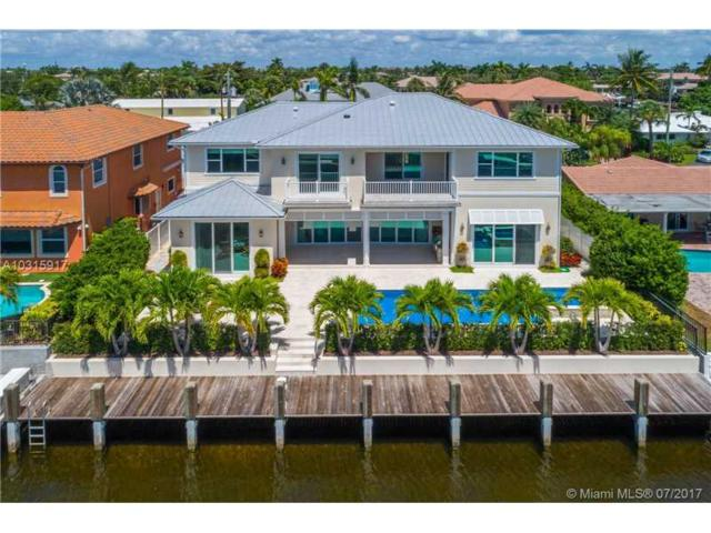 4020 NE 26th Ave, Lighthouse Point, FL 33064 (MLS #A10315917) :: Castelli Real Estate Services