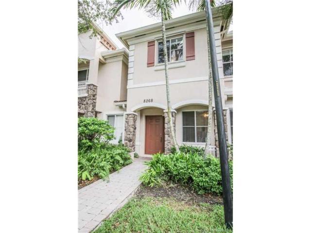 8268 SW 29th St #102, Miramar, FL 33025 (MLS #A10317468) :: Green Realty Properties