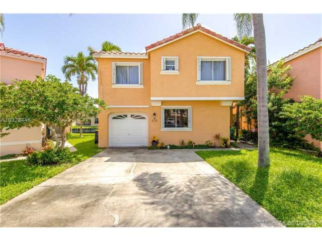 610 Trafalgar Ct, Dania Beach, FL 33004 (MLS #A10323446) :: Green Realty Properties