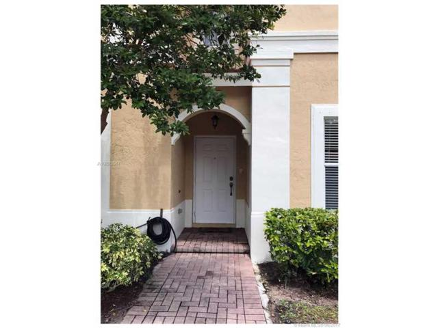 12850 SW 31st Ct #102, Miramar, FL 33027 (MLS #A10323547) :: Green Realty Properties