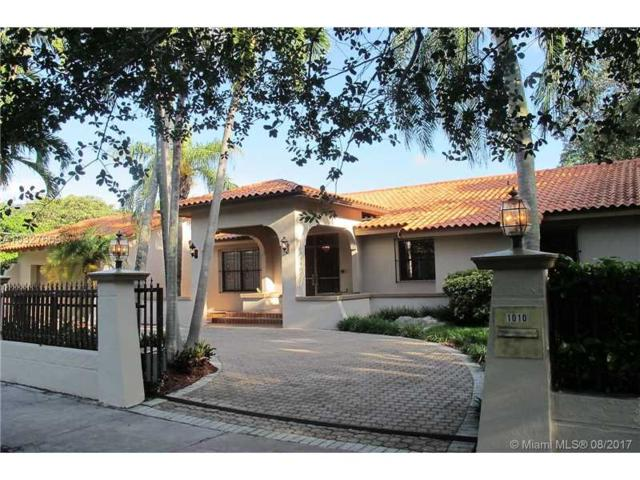 1010 Palermo Ave, Coral Gables, FL 33134 (MLS #A10327669) :: The Riley Smith Group