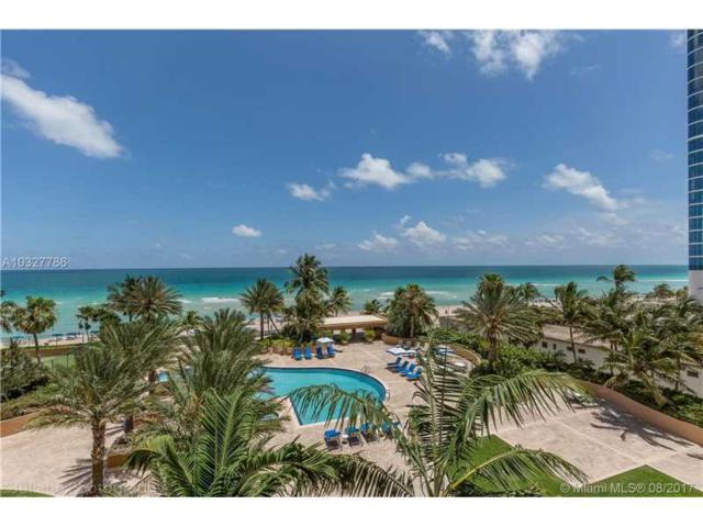17555 Collins Ave #604, Sunny Isles Beach, FL 33160 (MLS #A10327786) :: RE/MAX Presidential Real Estate Group