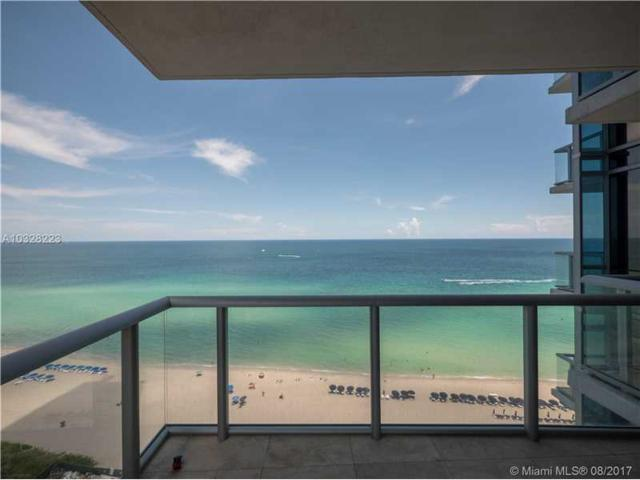 17121 Collins Ave. #1608, Sunny Isles Beach, FL 33160 (MLS #A10328223) :: RE/MAX Presidential Real Estate Group