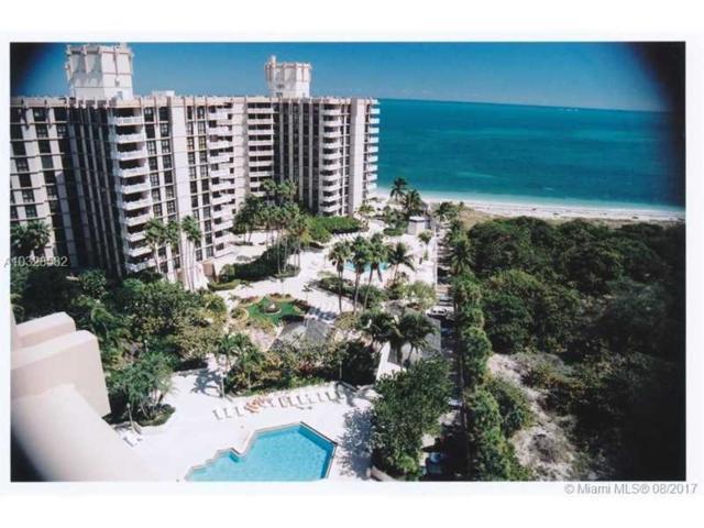 1121 Crandon Blvd D502, Key Biscayne, FL 33149 (MLS #A10328582) :: The Riley Smith Group