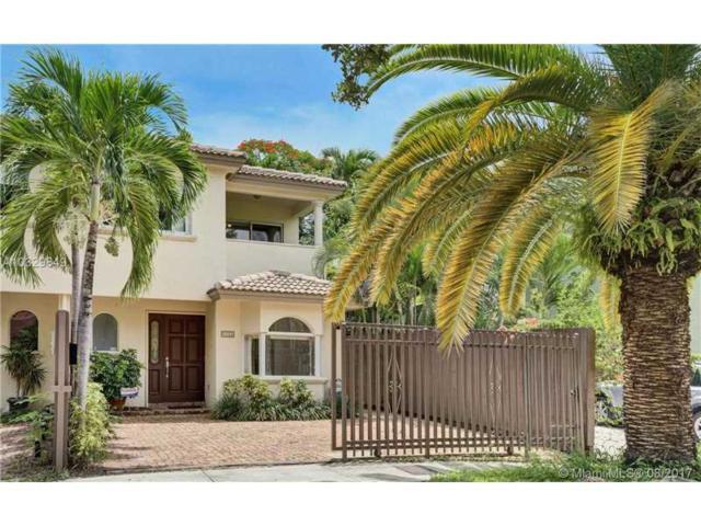 3126 Jackson Ave #2, Coconut Grove, FL 33133 (MLS #A10329849) :: The Riley Smith Group