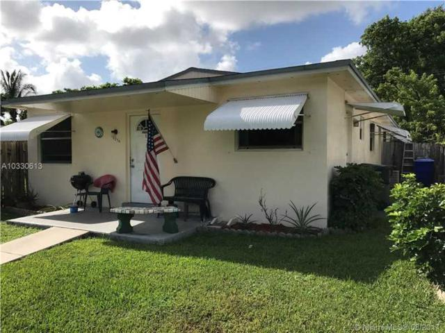 6370 Hayes St, Hollywood, FL 33024 (MLS #A10330613) :: The Chenore Real Estate Group