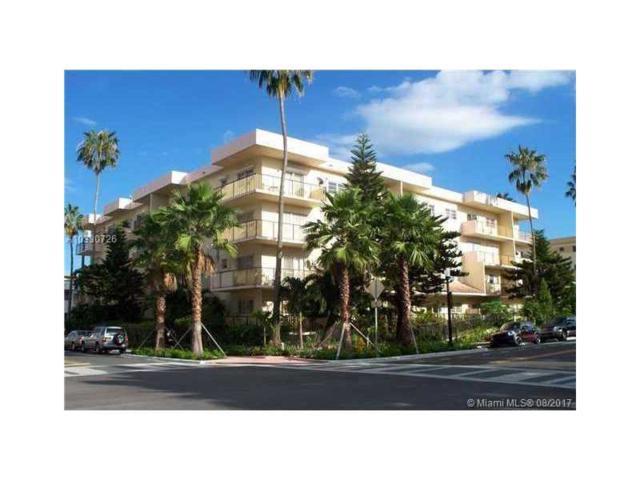 855 Euclid Ave #101, Miami Beach, FL 33139 (MLS #A10330726) :: The Riley Smith Group