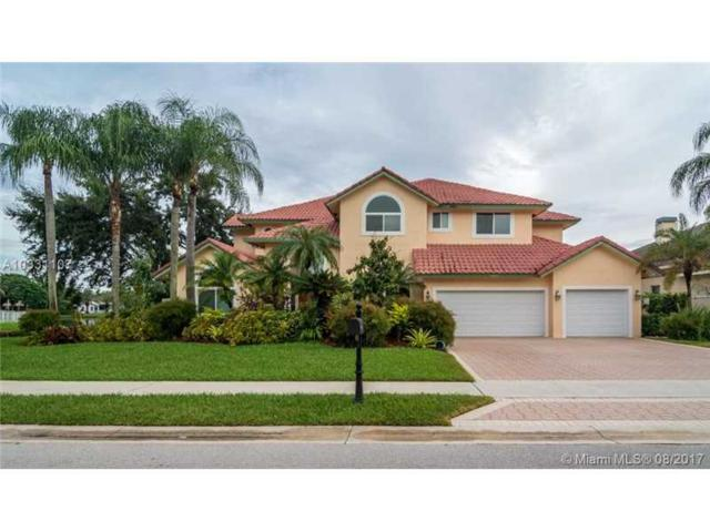 10091 NW 7th St, Plantation, FL 33324 (MLS #A10331107) :: The Chenore Real Estate Group